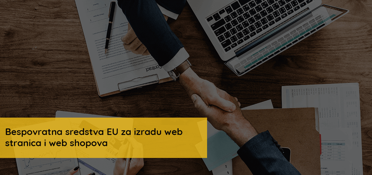 European Union grants for web site development