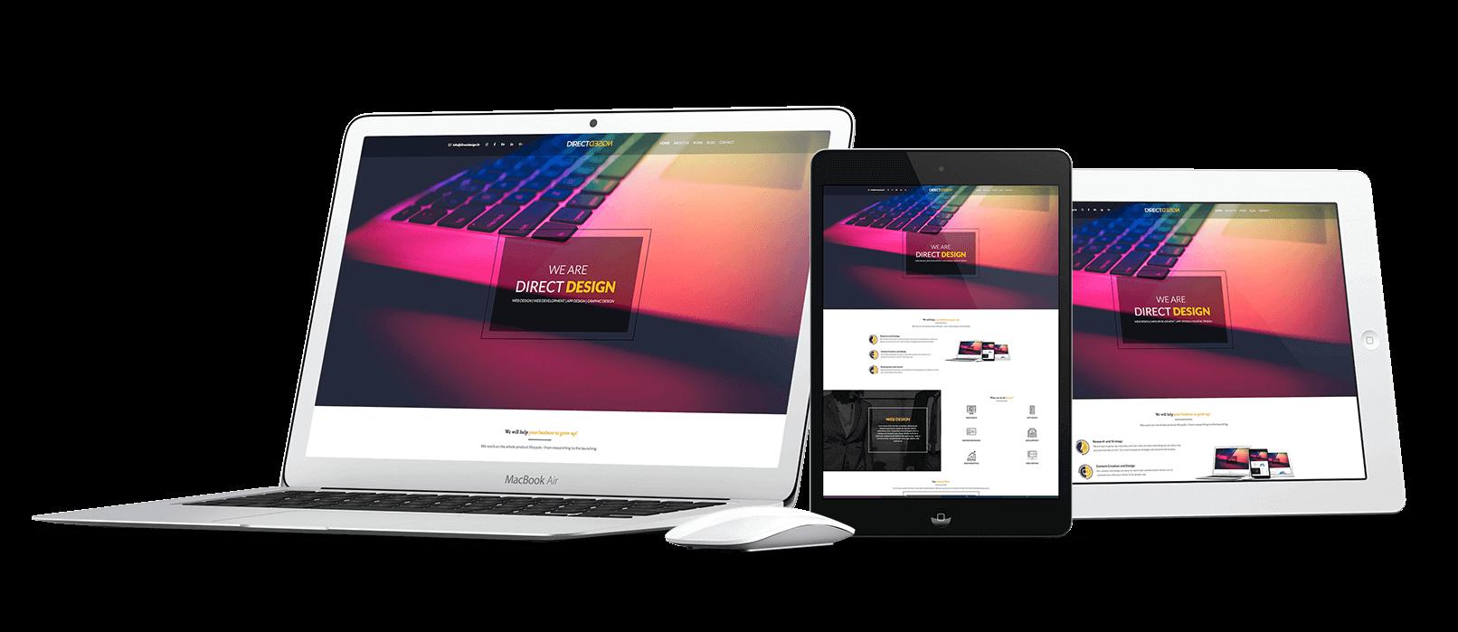 Izrada web stranica i grafički dizajn